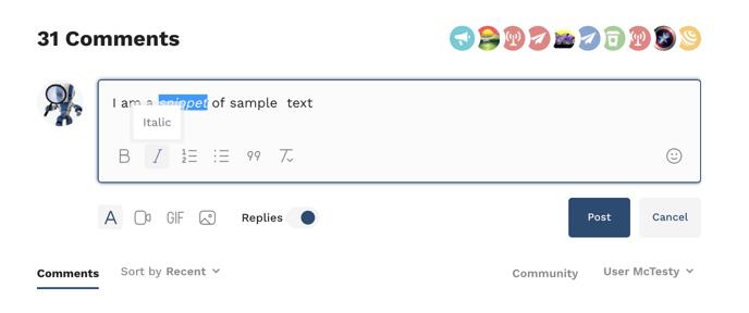 italic-formatting-selected