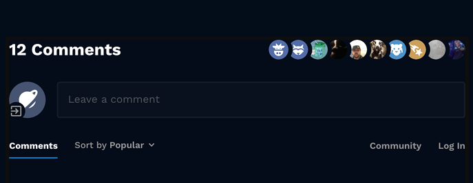 login-top-of-comments-srceen